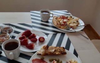 Апартаменты Fontainhas River Residence - завтрак