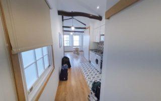 Апартаменты Fontainhas River Residence - прихожая