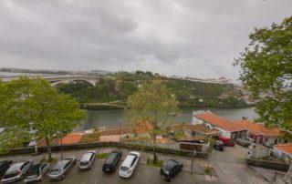 Апартаменты Fontainhas River Residence - вид из окна