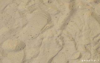 """Пляж """"Kempinski"""" - мелкий песок"""