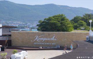"""Пляж """"Kempinski"""""""