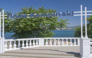 "Пляж ""Kempinski"" - вход"