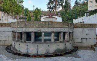 Город Лузо - минеральная вода