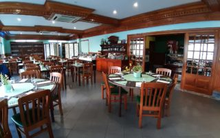 Город Лузо - ресторан