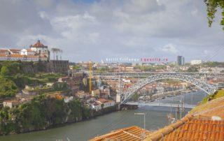 Порто - река Дуэро