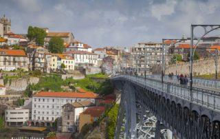 Мост Понти ди Дон Луиш I