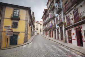 Улицы Порто