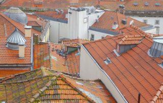 Панорама Порто со смотровой