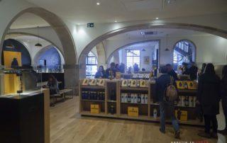 Винодельня Сандеман в Порто - магазин