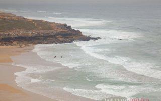 Пляж Foz do Lizandro