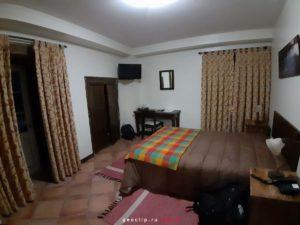 Гостиница Soadro do Zezere, двухместный номер