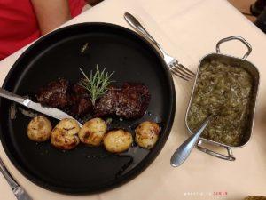 Гостиница Soadro do Zezere, ресторан