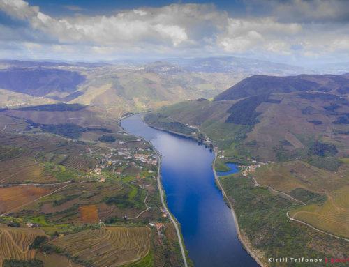 Долина реки Дуэро и природный парк Серра-да-Эштрела