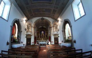 Смотровая Miradouro da Senhora do Monte - церковь
