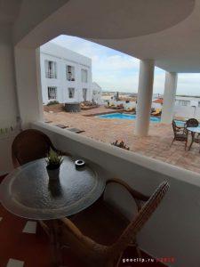 Baluarte da Vila Apartments - балкон