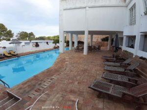 Baluarte da Vila Apartments - бассейн