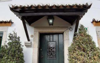 Гостиница Casa da Adoa - вход