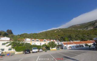 Гостиница Casa da Adoa - парковка