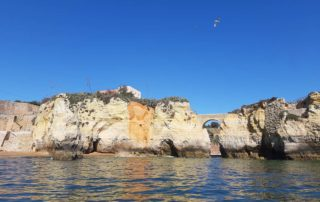 Экскурсия на лодке по гротам Лагуша
