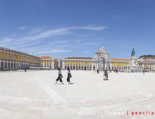 Пешеходная экскурсия по Лиссабону