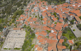 Деревня Монсанту
