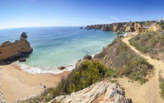 Пляж Praia Dona Ana