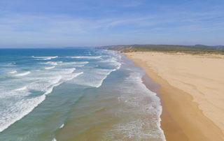 Пляж Praia da Bordeira
