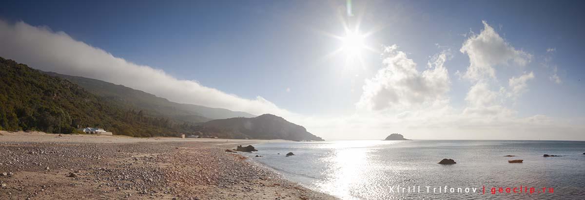Пляж Praia do Creiro