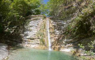 Водопад Ленточка