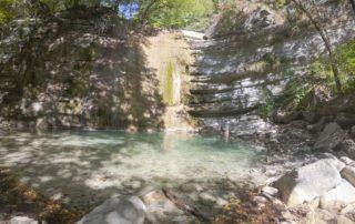 Водопад реки Куаго - Богатырь