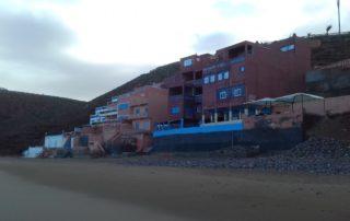 Гостиницы на пляже Легзира