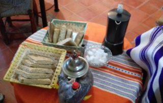 Завтрак в Риаде Casa La Palma