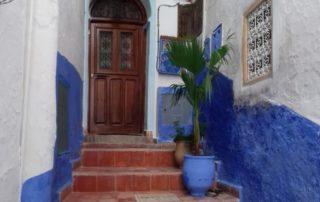 Вход в Casa La Palma