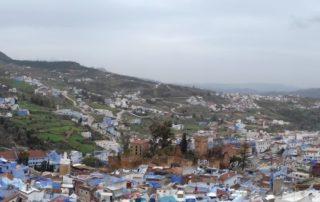 Вид с крыши Casa La Palma