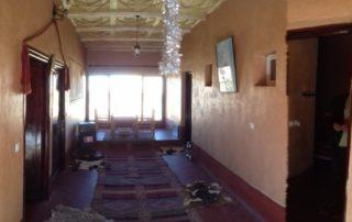 Коридор в Chez Brahim