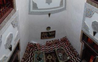Внутренний двор Риада Dar Sondos