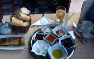 Завтрак в Риаде Dar Zman