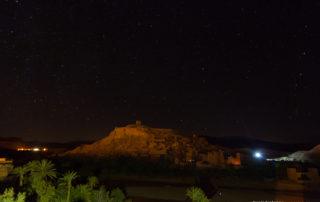 Вид с крыши Kasbah Valentine