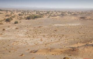 Пустыня Сахара в окрестностях Мерзуги