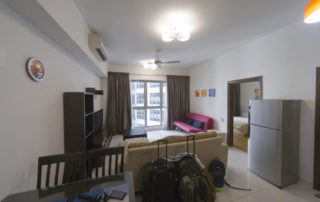Апартаменты BEST KL City View at Regalia Residence
