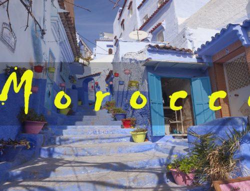 Путешествие в Морокко