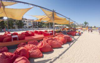 Песчаный пляж 2K20