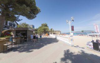 Песчаный пляж 2K20 - набережная