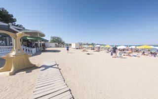 Центральный Городской песчаный пляж