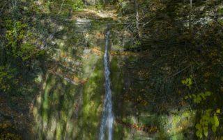 Водопад Хрустальный