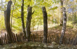 Стилизация под православное капище