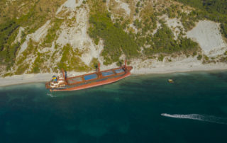 Корабль RIO в Кабардинке