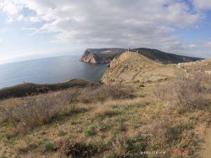 Крым - Балаклава - крепость Чембало