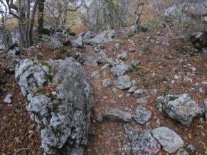 Шайтан Мердвен - Чертова лестница - тропа