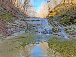 Плесецкие водопады